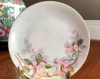 8 Hand Painted Plates