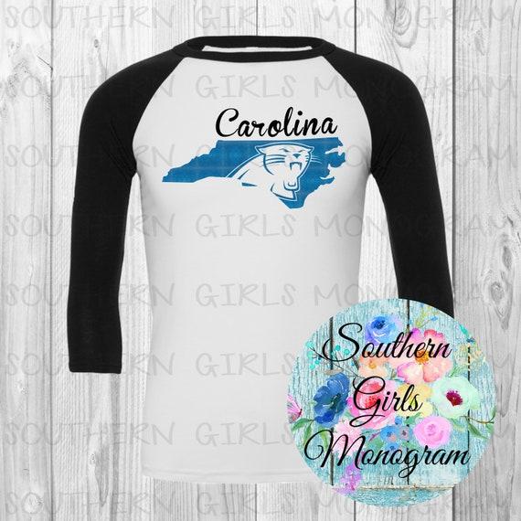 Adult North Carolina Panthers Shirt Carolina Panthers Football  38a14d90e