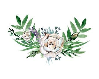 floral clipart etsy rh etsy com floral clip art borders floral clipart transparent