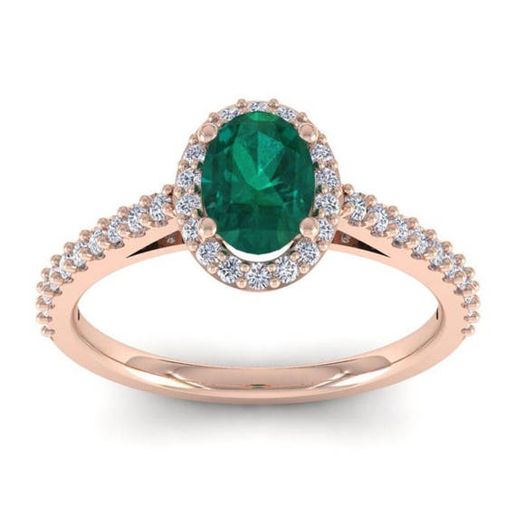Emerald Enement Rings Etsy | Cheap Sale 2c9c3 22dc7 14k 1 Ct Diamond Ring Etsy Com Arooselbahr Com