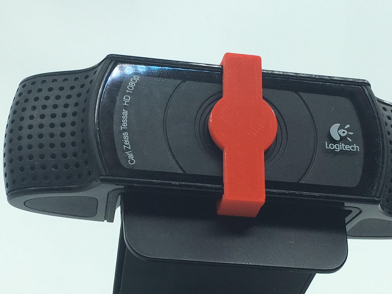 Logitech c 920 HD pro Cover : Lid Cap Webcam Web Cam Lens protector blocker  cover privacy