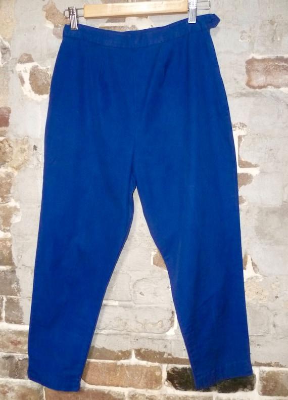 Capri pants 1950s
