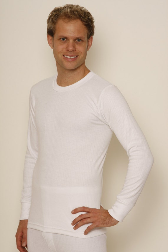 Octave/® Boys Thermal Underwear Set Long Sleeve Vest /& Long Pants