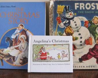 Books, Children's Christmas Books, Christmas Books