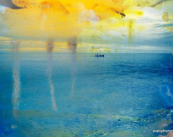 LA MER IX - Artwork by Sven Pfrommer - from his Ocean Series