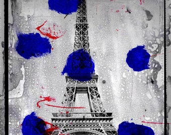 PARIS POLA IX by Sven Pfrommer - 130x100cm Artwork is ready to hang