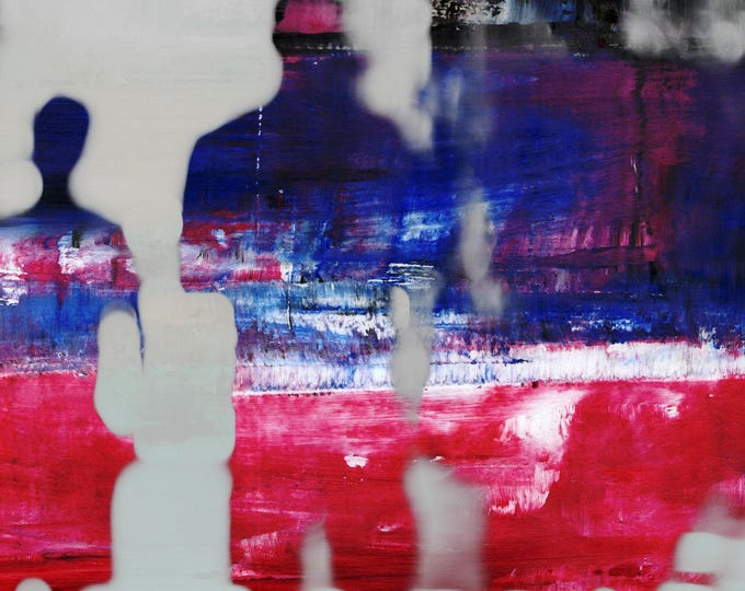 SAIGON BLUR LVI by Sven Pfrommer - Artwork is ready to hang