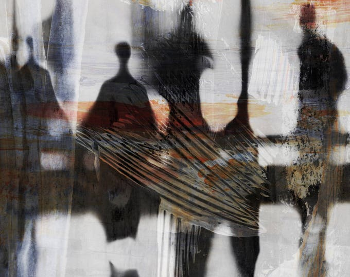 BURMA BLUR LXVII by Sven Pfrommer - Artwork is ready to hang