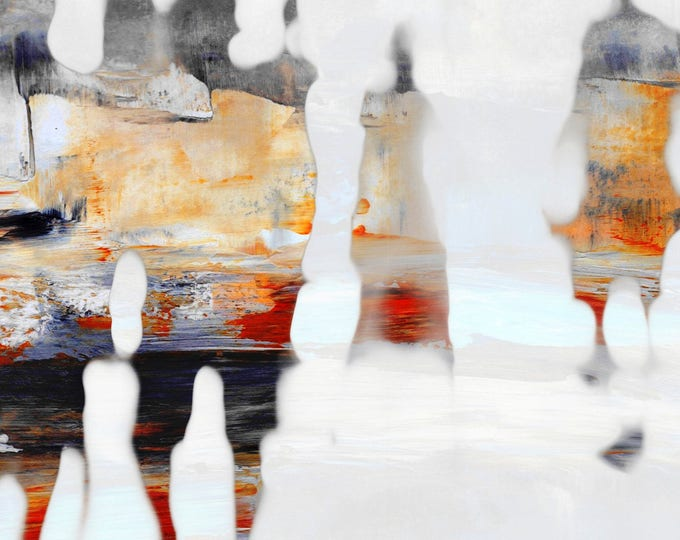 SAIGON BLUR LXVI - by Sven Pfrommer - Artwork is ready to hang