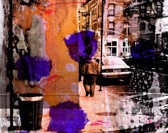 NEWYORK COLOR IX by Sven Pfrommer - 120x90cm Artwork is ready to hang