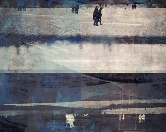 FROST XVIII by Sven Pfrommer - Artwork is ready to hang
