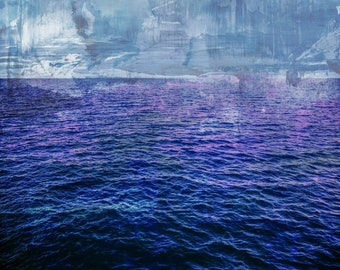 LA MER XVI - Artwork by Sven Pfrommer - from his Ocean Series