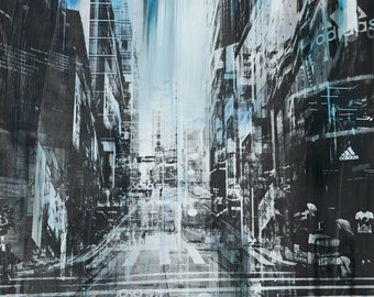 HONG KONG Urban Arch V - Artwork by Sven Pfrommer