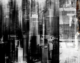 CHICAGO XXII by Sven Pfrommer - Artwork is ready to hang