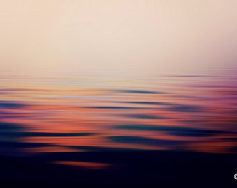 SILKWATER XII by Sven Pfrommer - 140x70cm Artwork is ready to hang