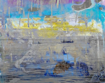 LA MER IV - Artwork by Sven Pfrommer - from his Ocean Series