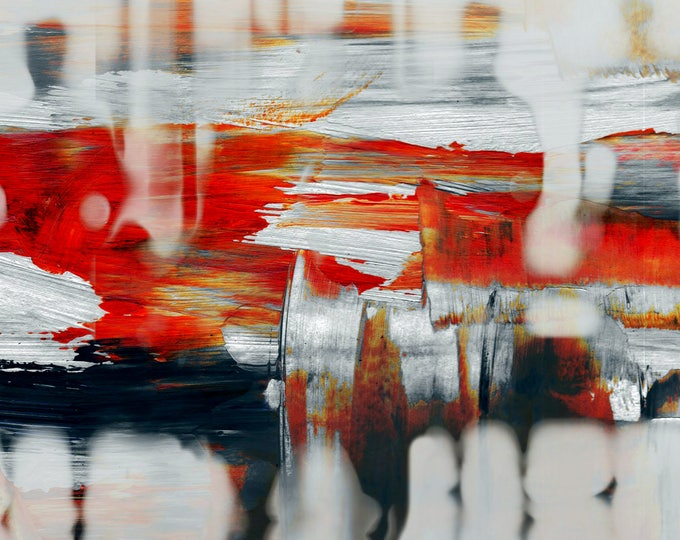 BURMA BLUR XXVI by Sven Pfrommer - Artwork is ready to hang