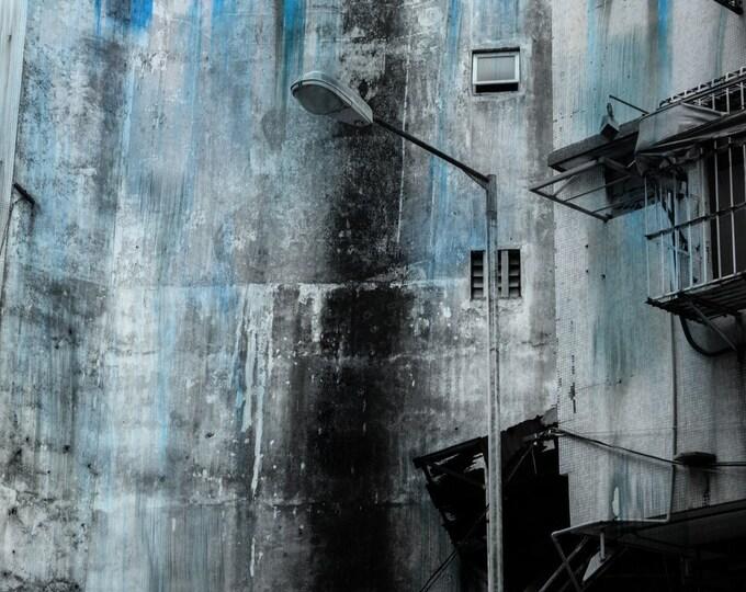 HONG KONG Urban Arch XXXVI - Artwork by Sven Pfrommer