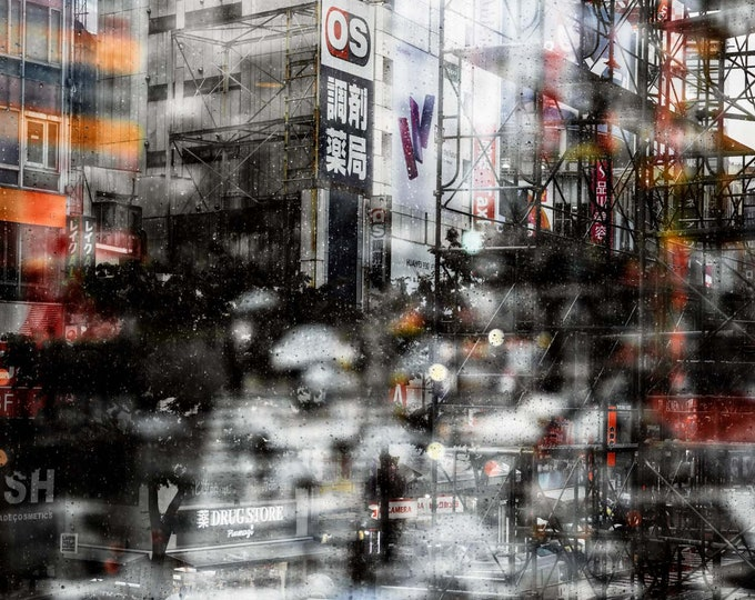 TOKYO PASSAGE II - by Sven Pfrommer - Artwork is ready to hang