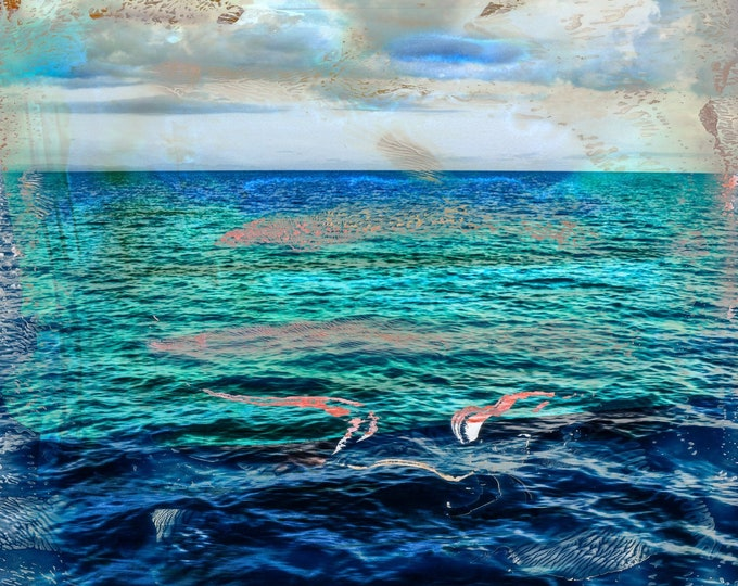 LA MER XXXII - Artwork by Sven Pfrommer - from his Ocean - Series