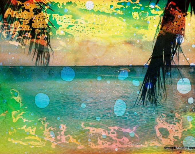 LA MER XXXVIII - Artwork by Sven Pfrommer