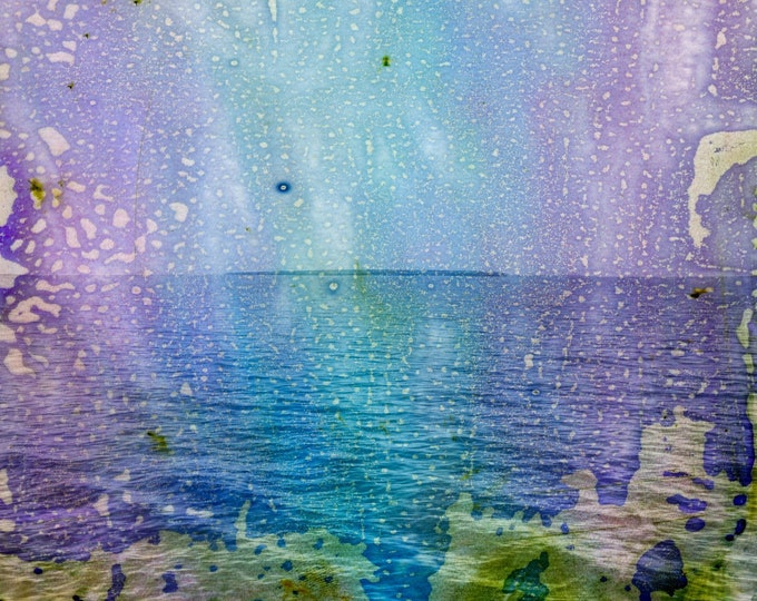 LA MER XXVII - Artwork by Sven Pfrommer - from his Ocean - Series