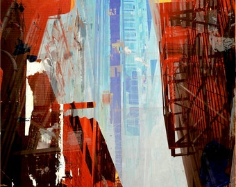 HONG KONG Downtown XII by Sven Pfrommer - Artwork is ready to hang