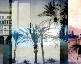 MALLORCA II by Sven Pfrommer - 150x50cm Artwork is ready to hang