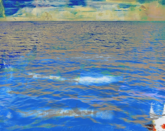 LA MER XXXVI - Artwork by Sven Pfrommer - from his Ocean Series