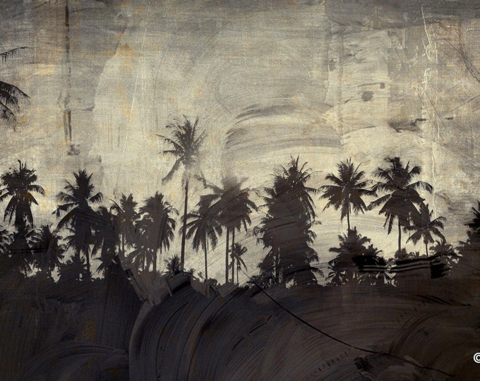 THE BEACH XV by Sven Pfrommer - 140x70cm Artwork is ready to hang
