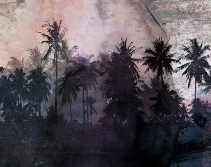 THE BEACH XVI by Sven Pfrommer - 150x50cm Artwork is ready to hang