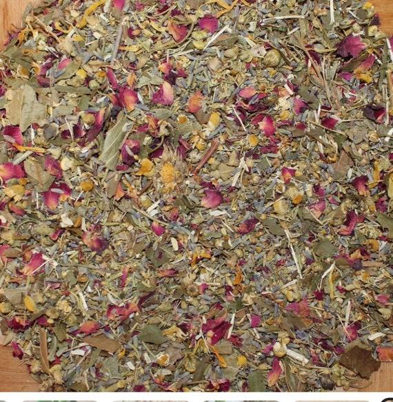 Postpartum Vsteaming herbs