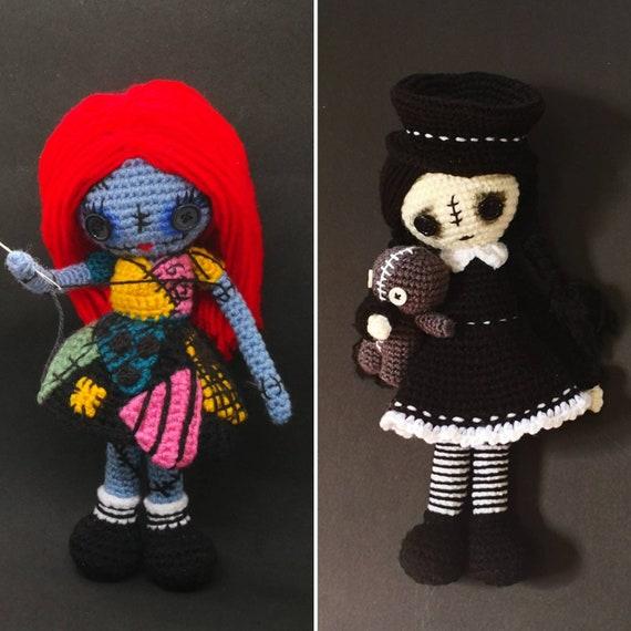 Voodoo doll free crochet pattern | 570x570