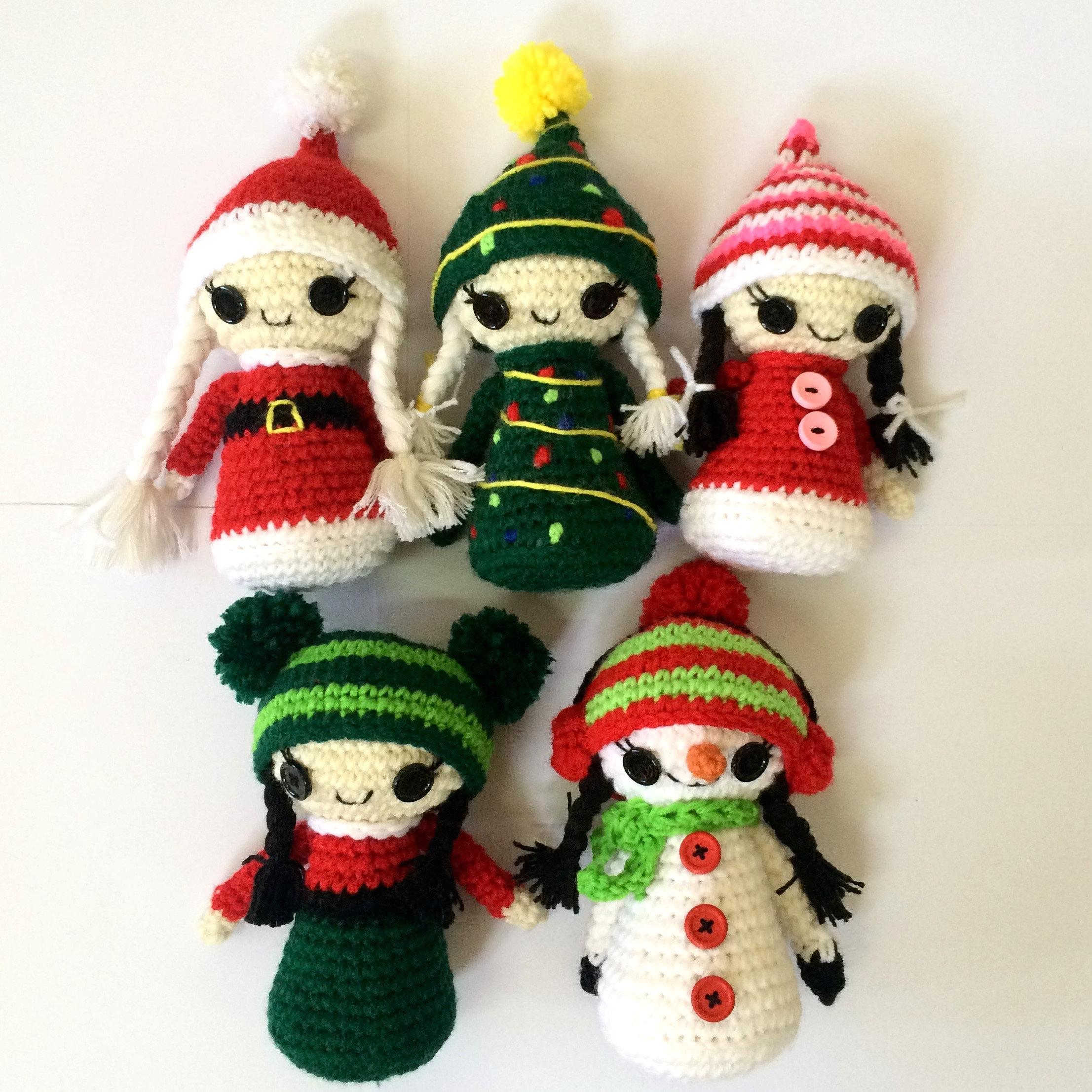 Christmas Gnome - free crochet pattern by Liesbeth Braam ...   2213x2213