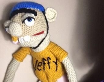 DIGITAL DOWNLOAD Jeffy Puppet from SuperMarioLogan