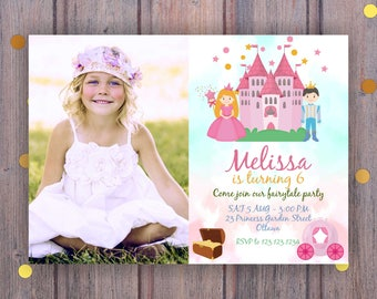 Fairytale Birthday Etsy