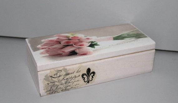 Ehering Feld Personalisierte Box Hochzeit Blumen Feld Etsy