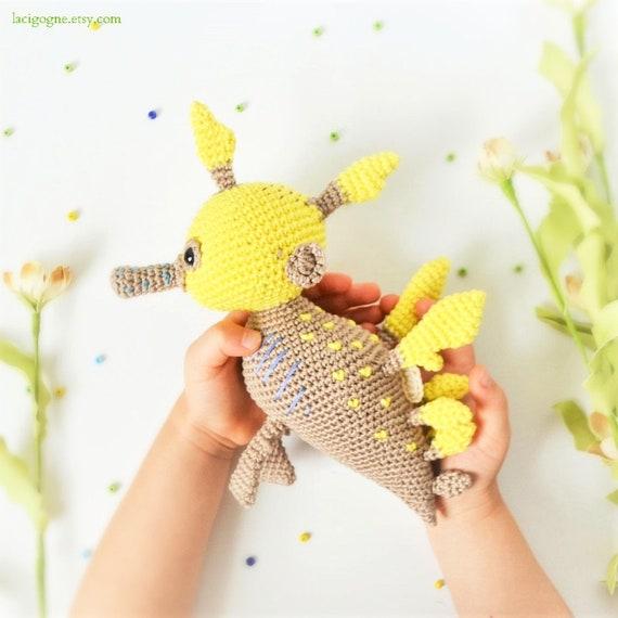 Sea horse- seahorse- sea creature- beach theme- beach toy- stuffed ...   570x570
