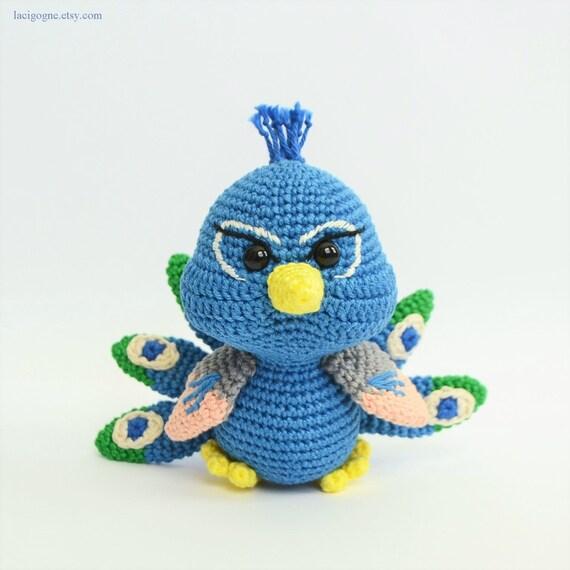 Baby Knitting Patterns Bird – Free Crochet Pattern – Crochet Love ... | 570x570