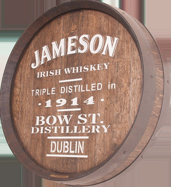Lot Of 50 Jameson Irish Whiskey Barrel Men Wooden Personal Tokens