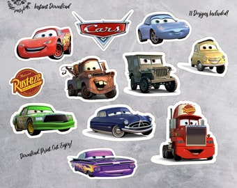 image regarding Printable Cars referred to as Vehicles printables Etsy