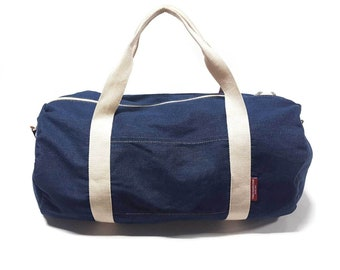 Classic Denim Duffle Bag e30e518a83d0c