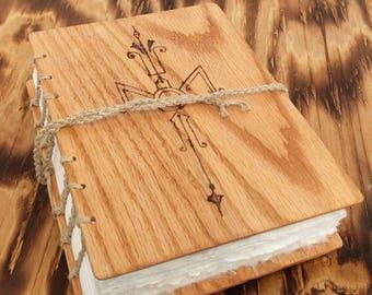 Coptic Bound Notebook