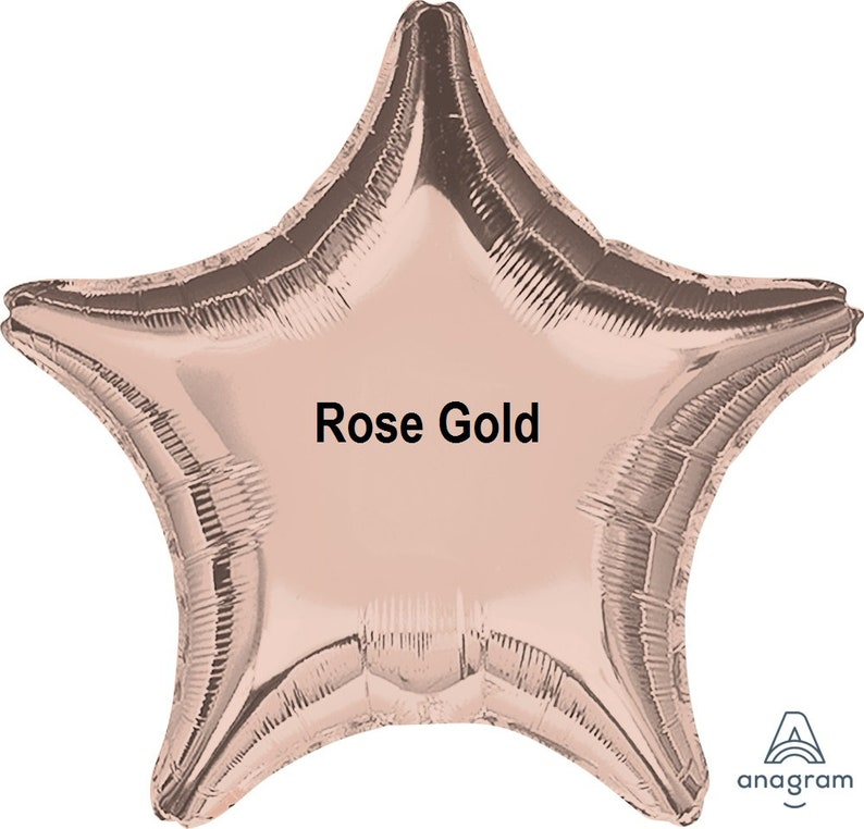 13pc Set Rose Gold Balloon,Large 1,Personalized Balloon Custom Balloons,1st Birthday Rose Gold Balloons Number 1 Rose Gold Confetti
