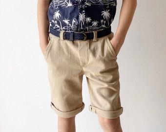 Chino pants sewing pattern