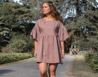 Women daisy dress