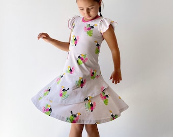 Tune Dress sewing pattern