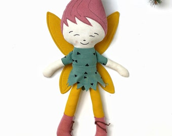 FREE! Little Jose Elf sewing pattern