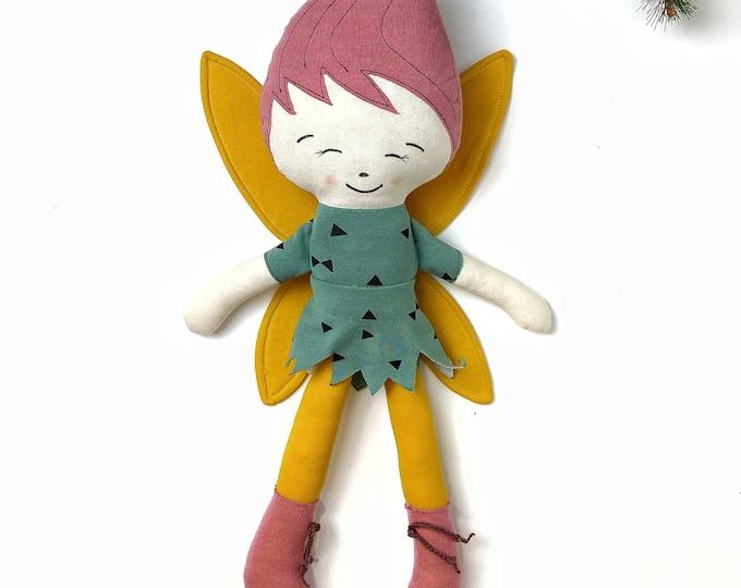 FREE! Little Jose Elf sewing pattern