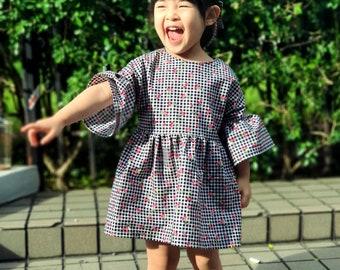 Daisy dress sewing pattern